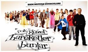 Çok Güzel Hareketler Bunlar – Testere İstanbul'da Skeci